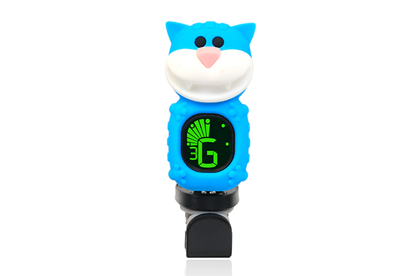 B72 Clip-on Cartoon Cat Tuner